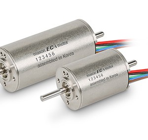 maxon brushless DC motor