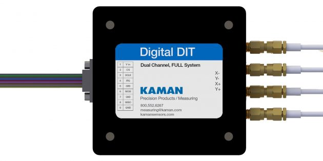 Digital Differential Impedance Transducer (Digital DIT) DDIT