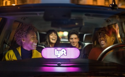 lyft partners with magna