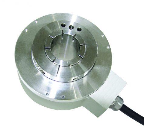 posital through hollow encoder