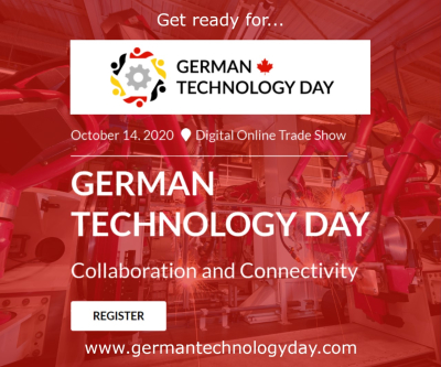 German Technology Day Virtual Fair 2020 takes off in October