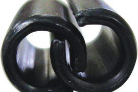 ISO 8752 interlocking pins